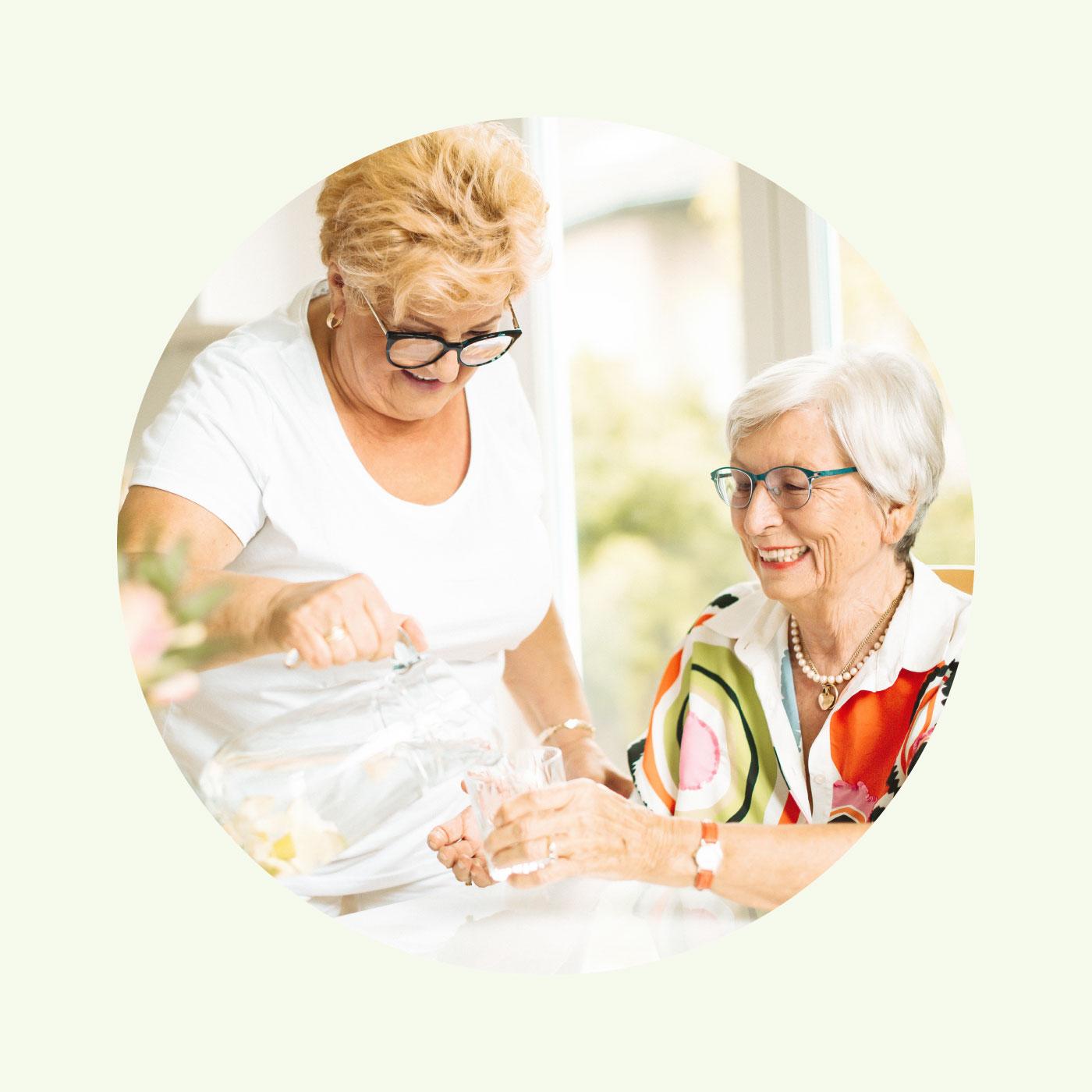Seniorenbetreuung zu Hause